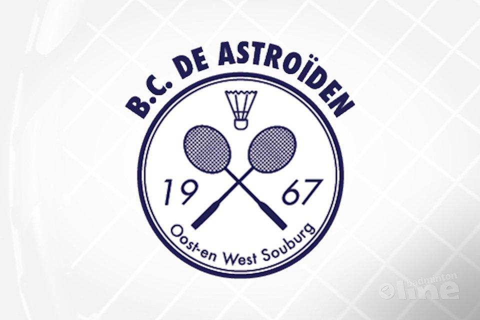 logo BC De Astroïden in Oost-Souburg