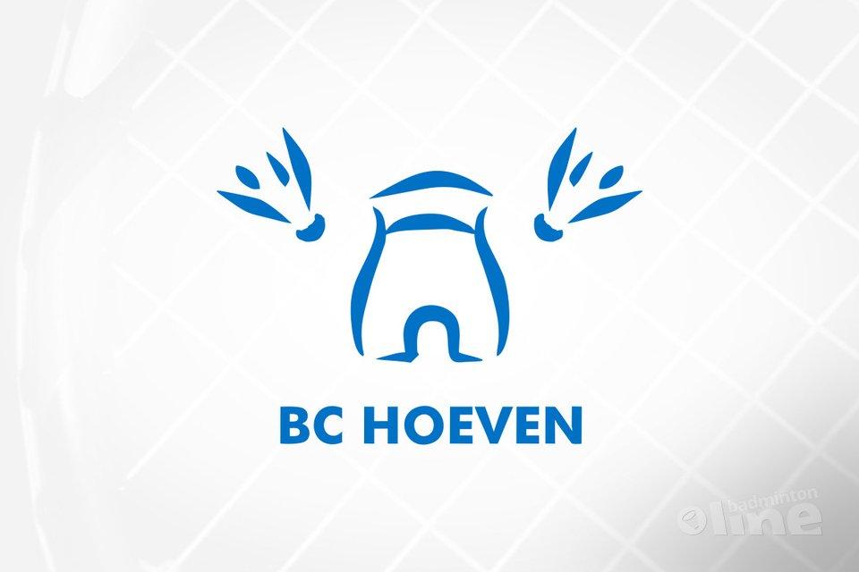 logo BC Hoeven in Hoeven