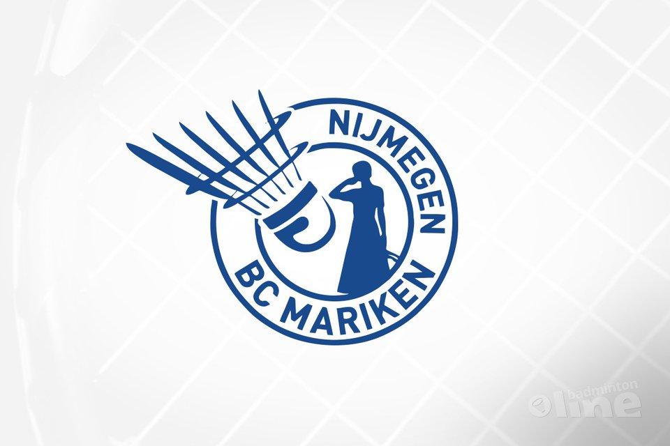 logo BC Mariken in Nijmegen