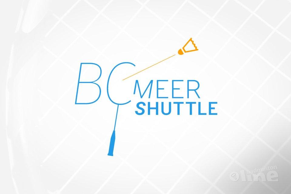 logo BC Meershuttle in Hoofddorp