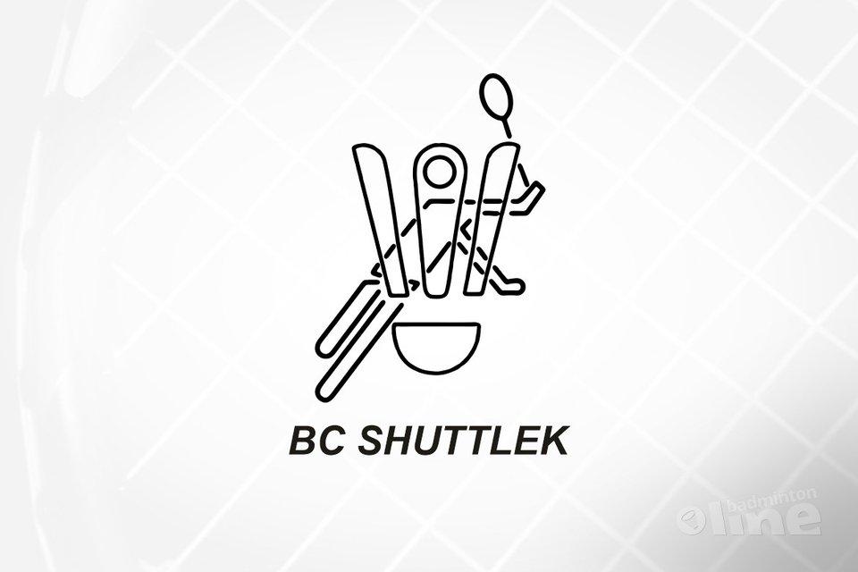 logo BC Shuttlek in Krimpen aan de Lek