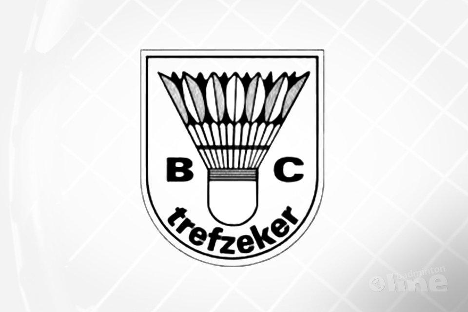 logo BC Trefzeker in Dalfsen