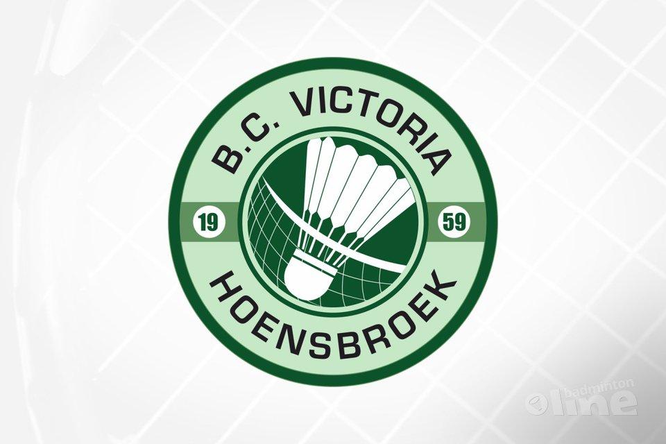logo BC Victoria in Hoensbroek