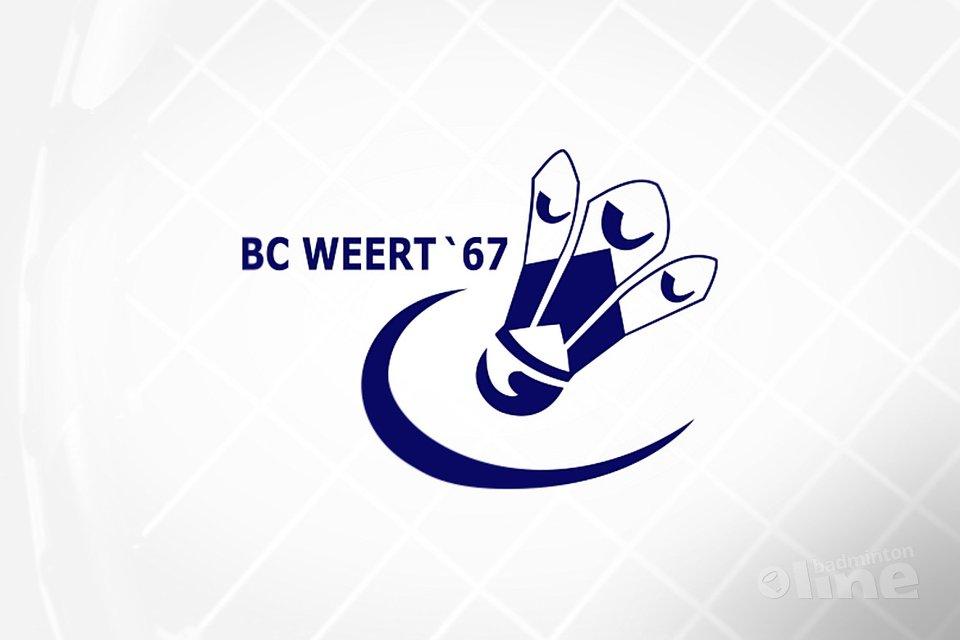 logo BC Weert'67 in Weert