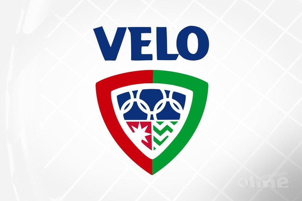 logo VELO Badminton in Wateringen