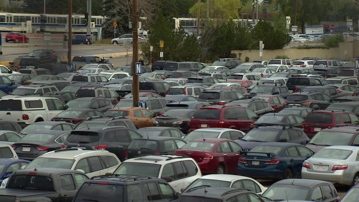 More Edmonton park and ride spots could become park and pay