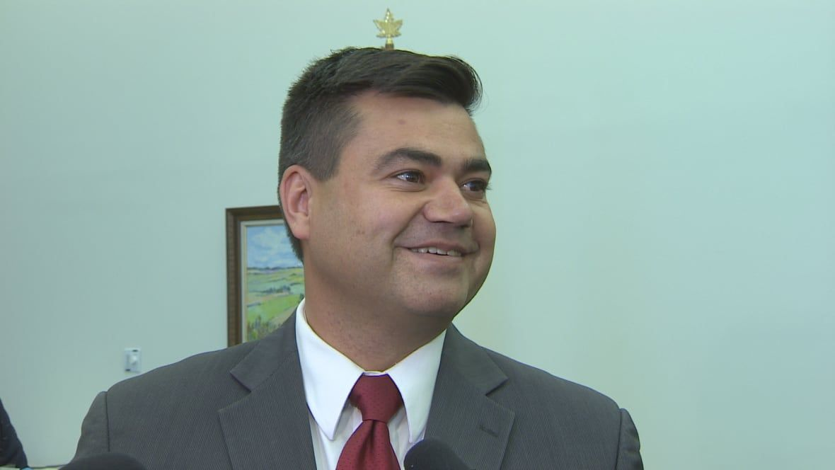 New young Speaker Corey Tochor says he'll be fair but different