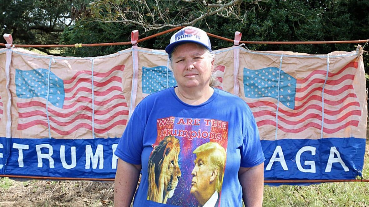 'Time for revolution': Trump's Deep South diehards ready for revolt if he loses