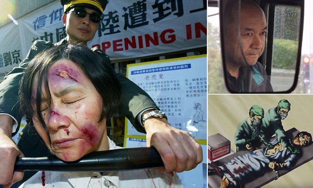 Tens of thousands slaughtered for their organs in China, says new film