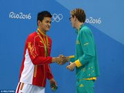 奧運戰果Day 1 中國代表團零金失威