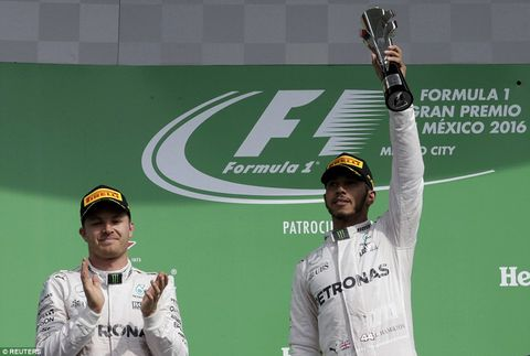 【F1 墨西哥站】Lewis Hamilton第51勝,爭總冠軍仍保一線希望
