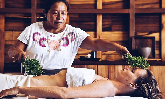 Marijuana massage? The most bizarre new spa treatments for 2017