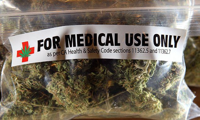 Medicinal marijuana APPROVED for chronic pain suffers