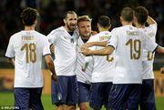 世界盃外圍賽精華-意大利 1-1 馬其頓│基亞連尼入球曾領先 意軍被馬其頓...