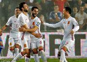 世界盃外圍賽精華-以色列 0-1 西班牙│伊拿拉文迪世界波破網 西班牙不敗...