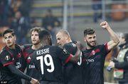 歐霸精華-AC米蘭 5-1 奧地利維也納│安祖施華、古度尼各兩球 米蘭反勝維...