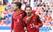 洲際國家盃精華 - 葡萄牙 1-1(2-1) 墨西哥 | 比比「飛毛腿」建功追和 阿祖...