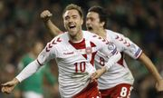 世界盃外圍賽精華-愛爾蘭 1-5 丹麥│艾歷臣連中三元 賓特拿12碼埋齋 丹...