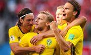世界盃16強賽事精華- 瑞典 V 瑞士