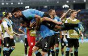 世界盃16強賽事精華- 烏拉圭 V 葡萄牙