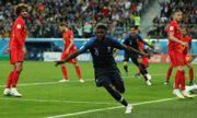 世界盃4強賽事精華- 法國 V 比利時