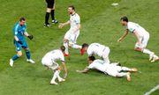世界盃16強賽事精華- 俄羅斯 V 西班牙