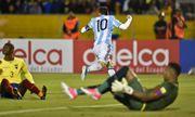 世界盃外圍賽精華 - 厄瓜多爾 1-3 阿根廷 | 美斯連中三元救國 阿根廷反勝...