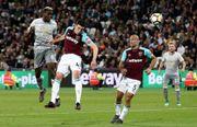 英格蘭超級足球聯賽第三十七周賽事精華 - 韋斯咸 V 曼聯