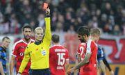 侮辱女球證,德乙球員被罰執法女子球賽