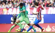 西甲精華 - 馬德里體育會 1-2 巴塞隆拿 | 高甸頭鎚追和 美斯比賽尾段建功...