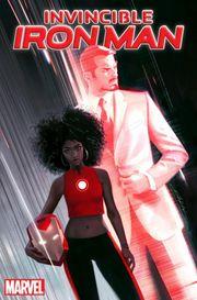漫威漫畫新角色,女版Iron man誕生,會影響未來電影發展嗎?