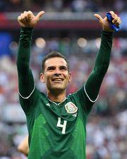 英雄形象受到衝擊的Rafael Márquez