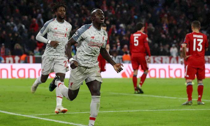 歐聯精華 - 拜仁慕尼黑 1(1-3)3 利物浦︱雲迪克長傳助攻、文尼轉身施射 紅軍包辦四個入球
