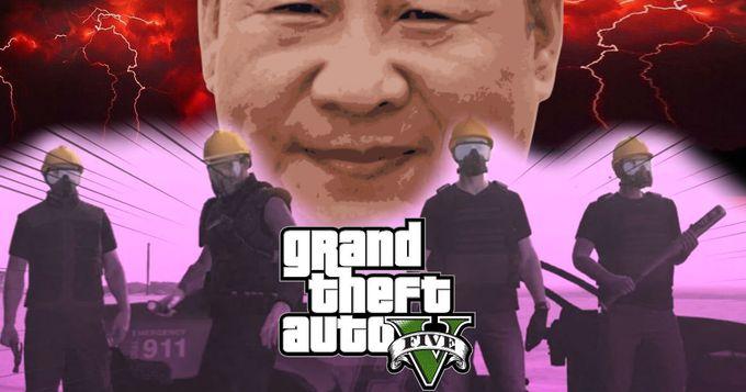 GTA更新「光復香港」套裝,惹強國玩家針對騷擾