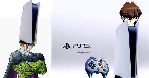 海馬、斯路、教宗……PS5外型引惡搞潮