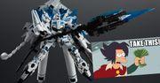 全裝備再全裝備!全新模式Unicorn高達ROBOT魂秒速開賣