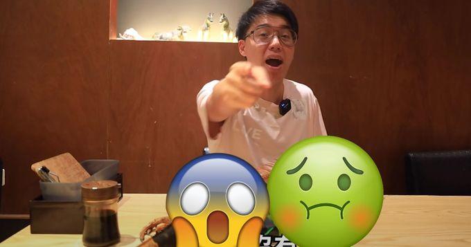 Youtuber TOYZ表演「食野生XX」,網民反應兩極