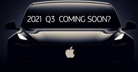 盛傳Apple Car即將殺到!蘋果自動車傳聞整合fact check