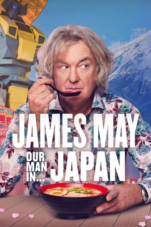 James May: Nasz człowiek w Japonii / James May: Our Man In Japan (2020) {Sezon 1}  PLSUB.S01.2160p.AMZN.WEB-DL.HDR.DDP5.1.H.265-AKraa / Napisy PL