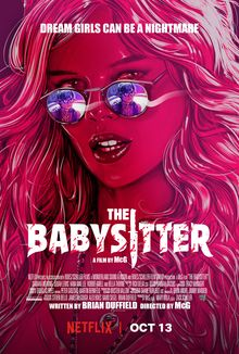 好片回顧﹕The babysitter (美式, 血腥版Home alone by Netflix)