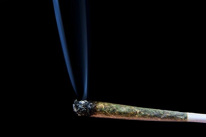 Marijuana Sales Bump Up During Thanksgiving