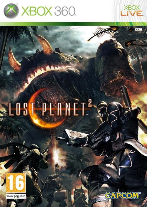 Lost Planet 2 XBOX360-GLoBAL