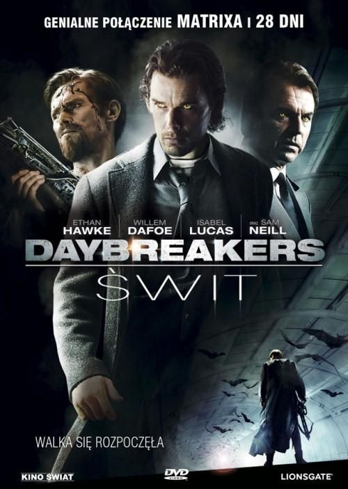 Daybreakers / Świt (2009) PAL PL DVD5-DVD4ALL