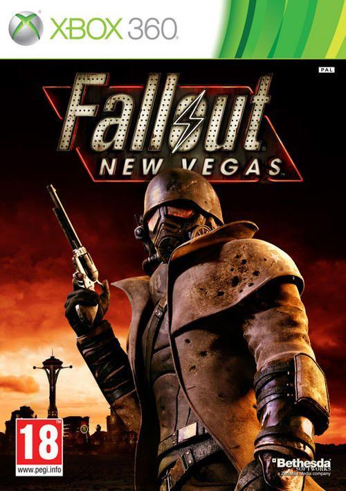 Fallout: New Vegas (2010) XBOX360-MARVEL