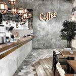 Coffee Shop Modern Cafe Interior Design Home Design Ideas