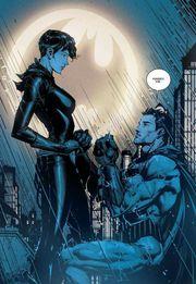 DC大新聞:蝙蝠俠和貓女結婚・小丑不滿大肆破壞