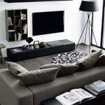 8 Minimalist Living Rooms With Masculine Feel For Small