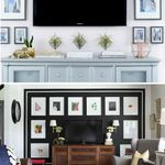 How To Decorate Around A Tv Tv