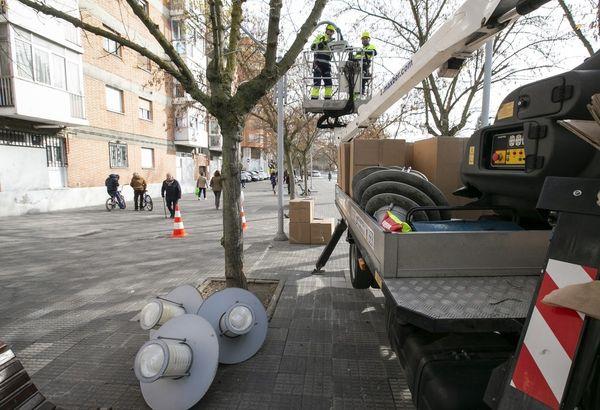 777.000€ en luminarias led para ahorrar el 70% de la factura