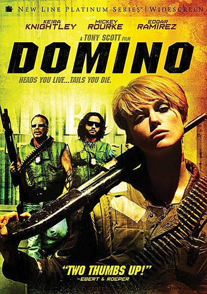 Domino / Domino - A Caçadora de Recompensas (2005)